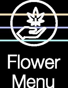 flower menu icon
